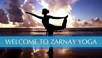 Welcome to Zarnay Yoga